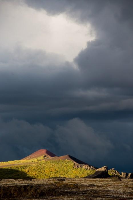 Islandský Červený vrch