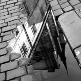 Pouliční zrcadlo