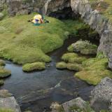 Romantické táboření